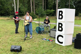 BBC Introducing in Lincolnshire Goes Beyond The Woods